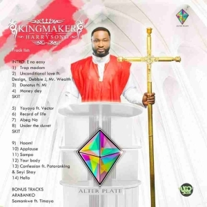 Harrysong - Applause
